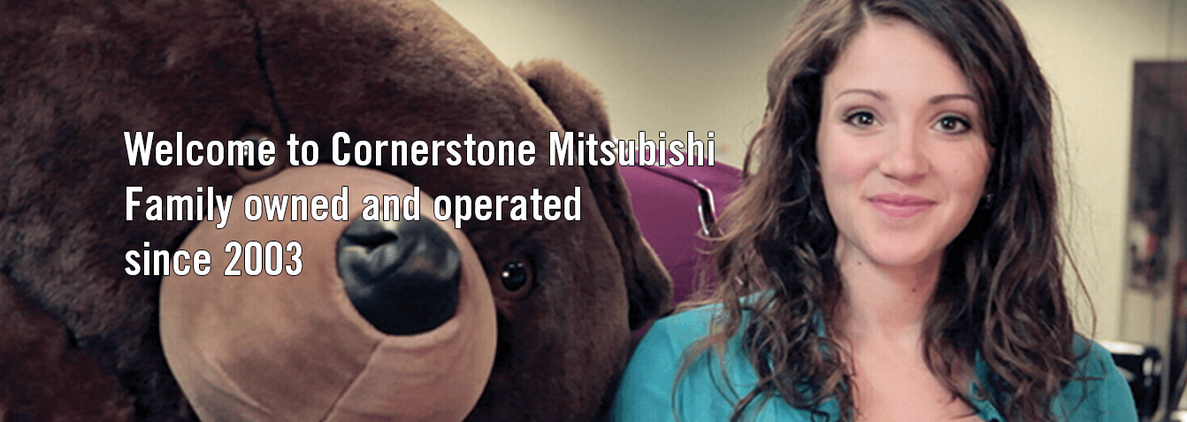 Welcome to Cornerstone Mitsubishi